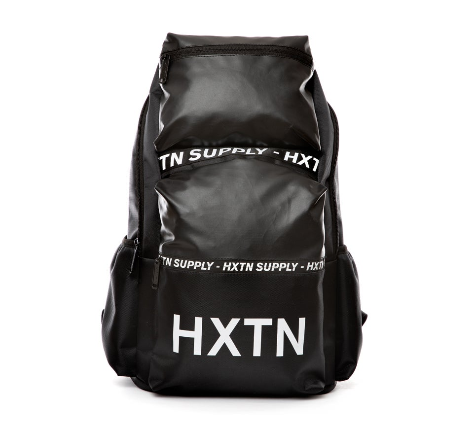 Image of Black UTILITY Bloc Backpack