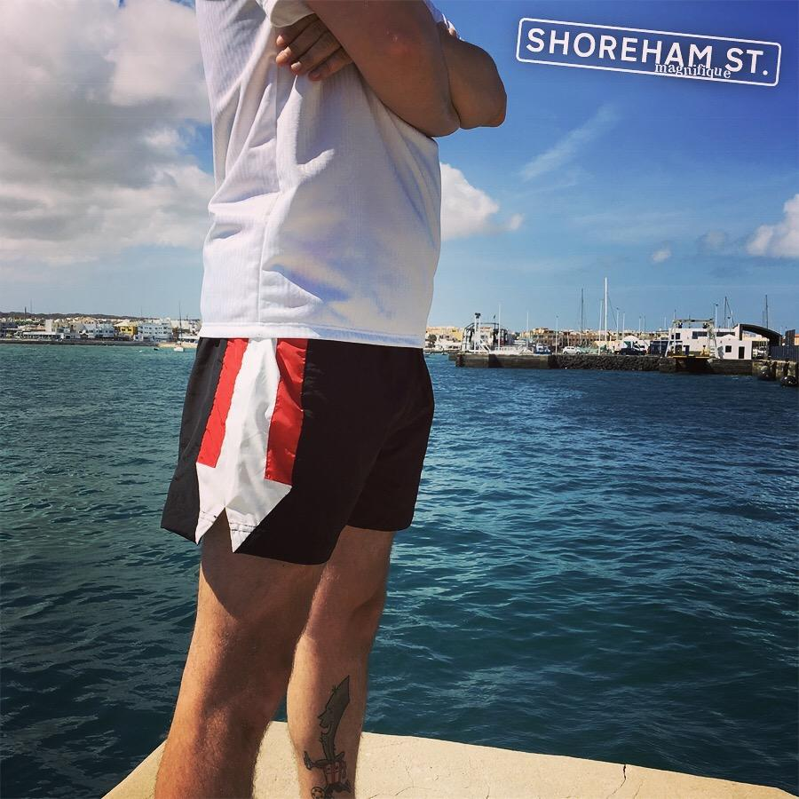 Image of Shoreham x 1990 Swim Shorts