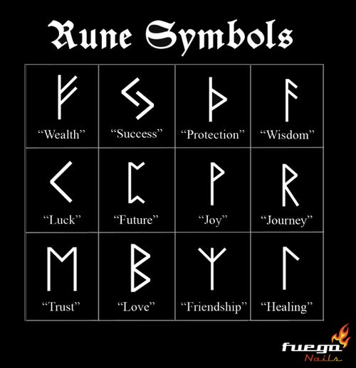 Image of LA BRUJA - Create your own rune spell