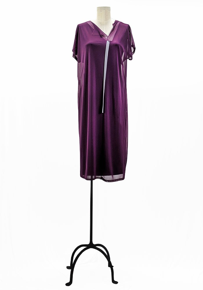 Image of Modular Dress - Raisin