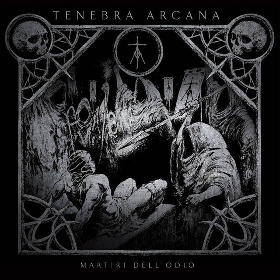 Image of Tenebra Arcana - Martiri Dell'Odio (full length)