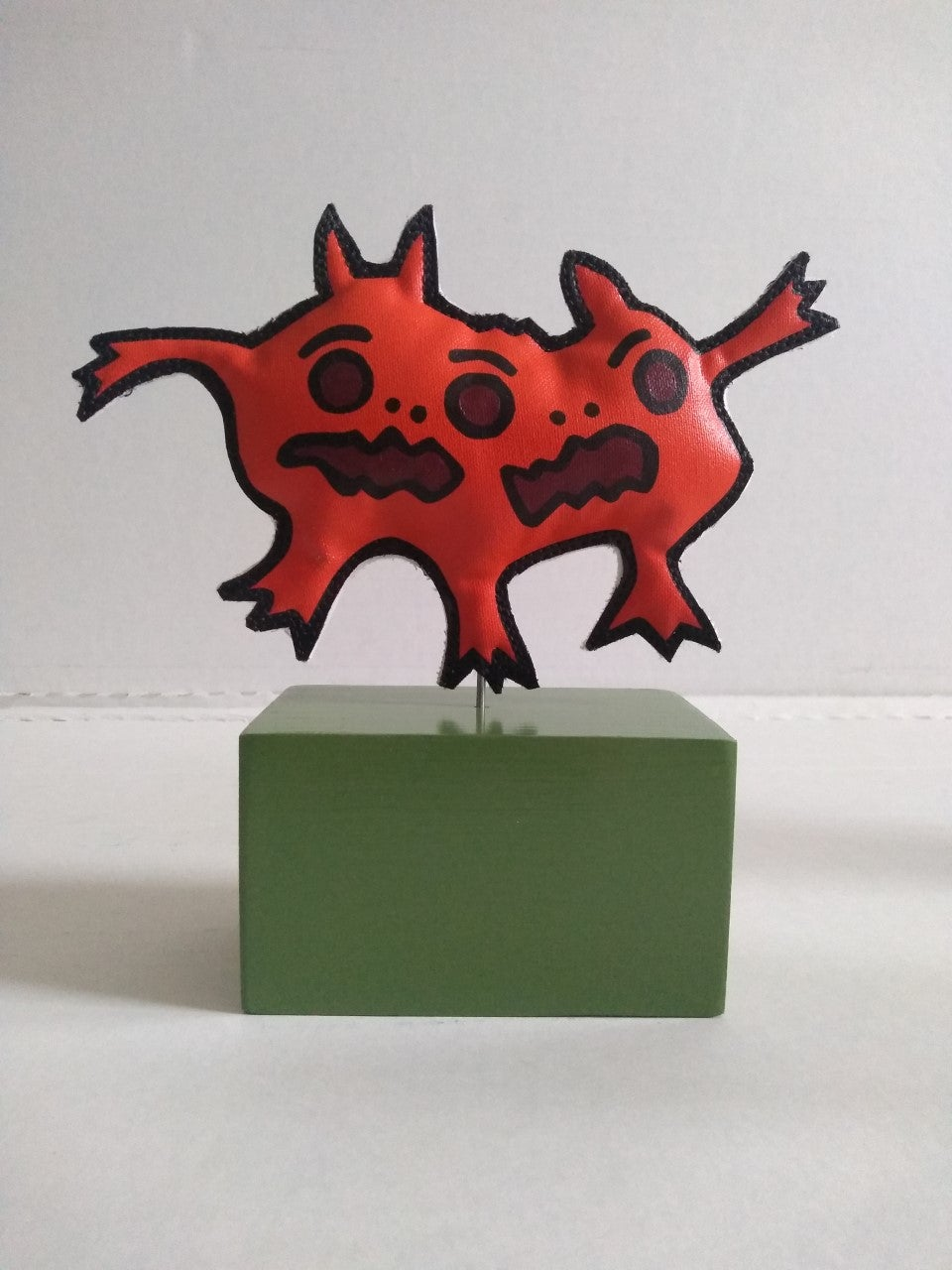 "Image of ""Bipolar Mitosis"" (Soft Sculpture)"