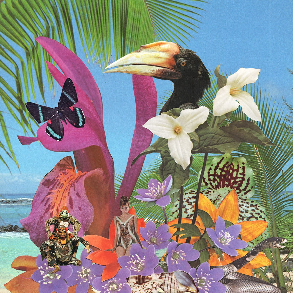 Image of Monster Rally - Adventures on the Floating Island 12""