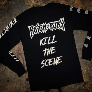"Image of ""Exorcise Reality"" long sleeve."