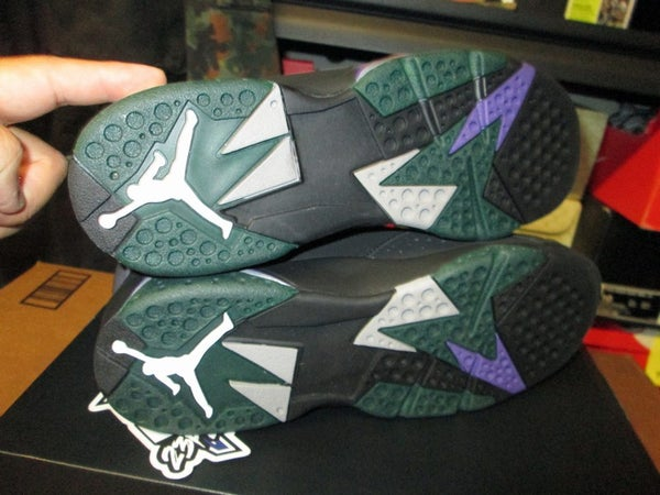 """Air Jordan VII (7) Retro """"Ray Allen PE"""" GS - areaGS - KIDS SIZE ONLY"""