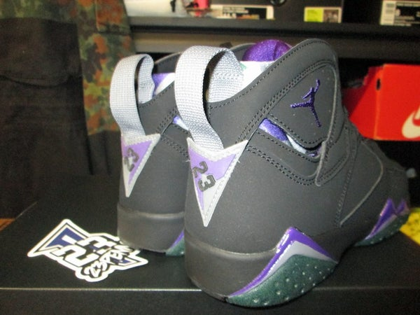 "Air Jordan VII (7) Retro ""Ray Allen PE"" GS - areaGS - KIDS SIZE ONLY"