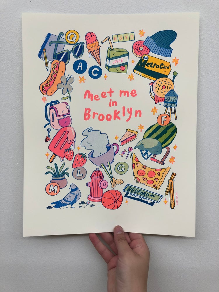 Image of Brooklyn Print