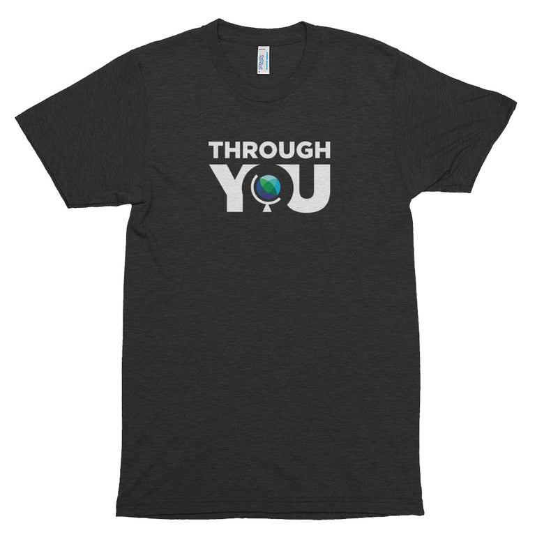 Image of Dark Tri-Blend T-Shirt