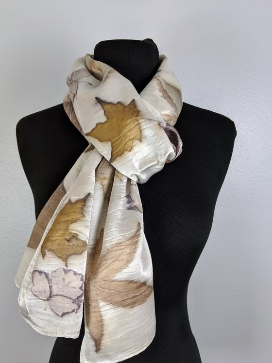 Image of 100% Silk Scarf