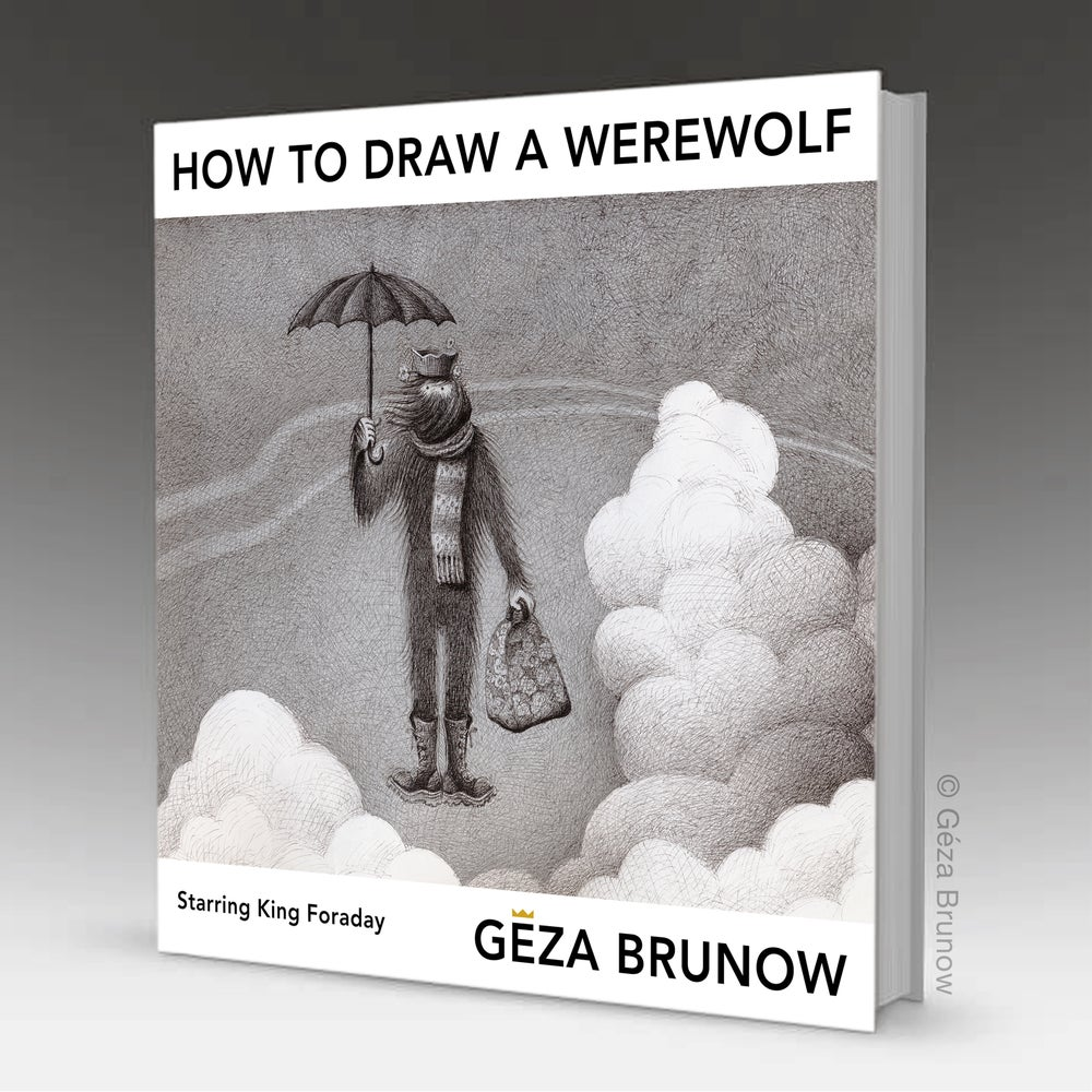 Image of How To Draw A Werewolf