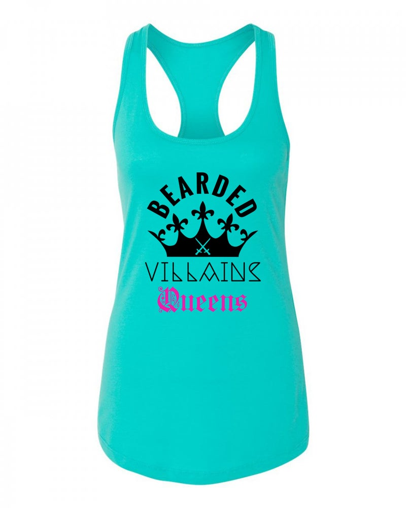 Image of BV QUEENS Official Logo ( Racer back Tank )