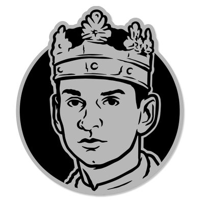 Image of King Dave Pin
