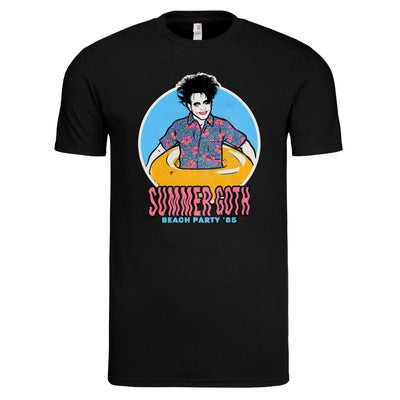 Image of Summer Goth Beach Party T-Shirt