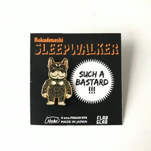 Image of SLEEPWALKER Nimbus enamel pin
