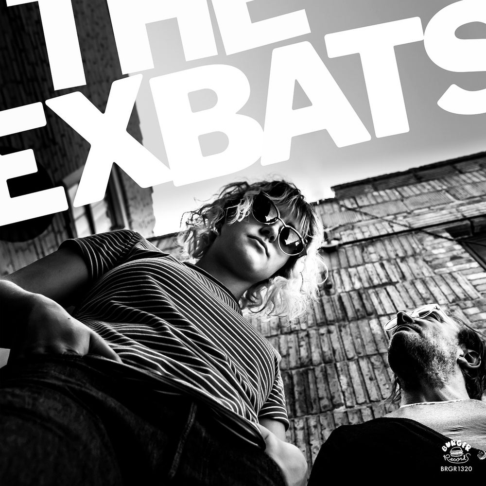 Image of THE EXBATS :: E is 4 Exbats (LP)