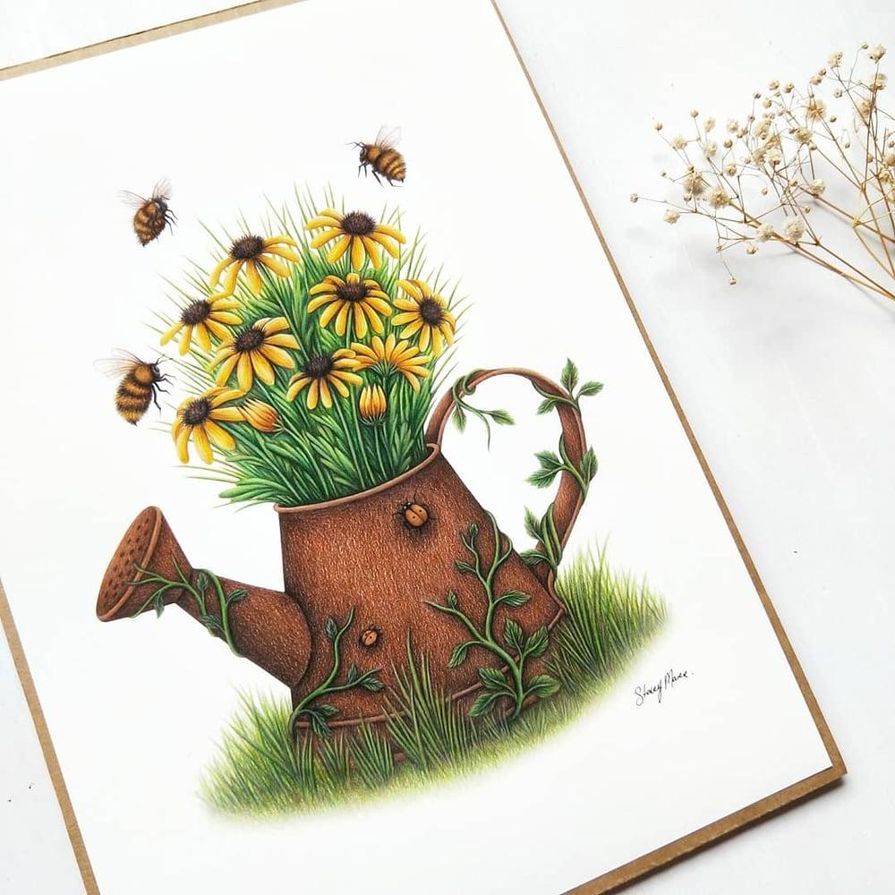 Image of Nurture of Nature - FINE ART GICLÉE PRINT