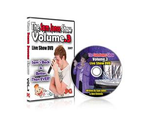 Image of The Sam Jones Show Vol.3 DVD