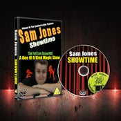 Image of Showtime - DVD