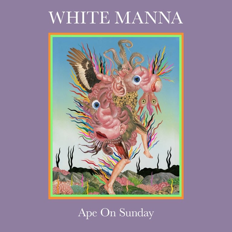 Image of White Manna / Ape On Sunday