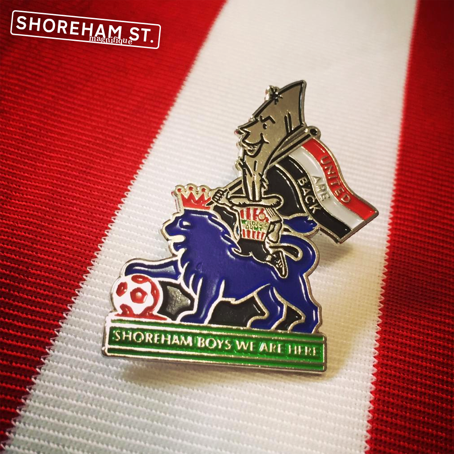 Image of United Are Back Pin