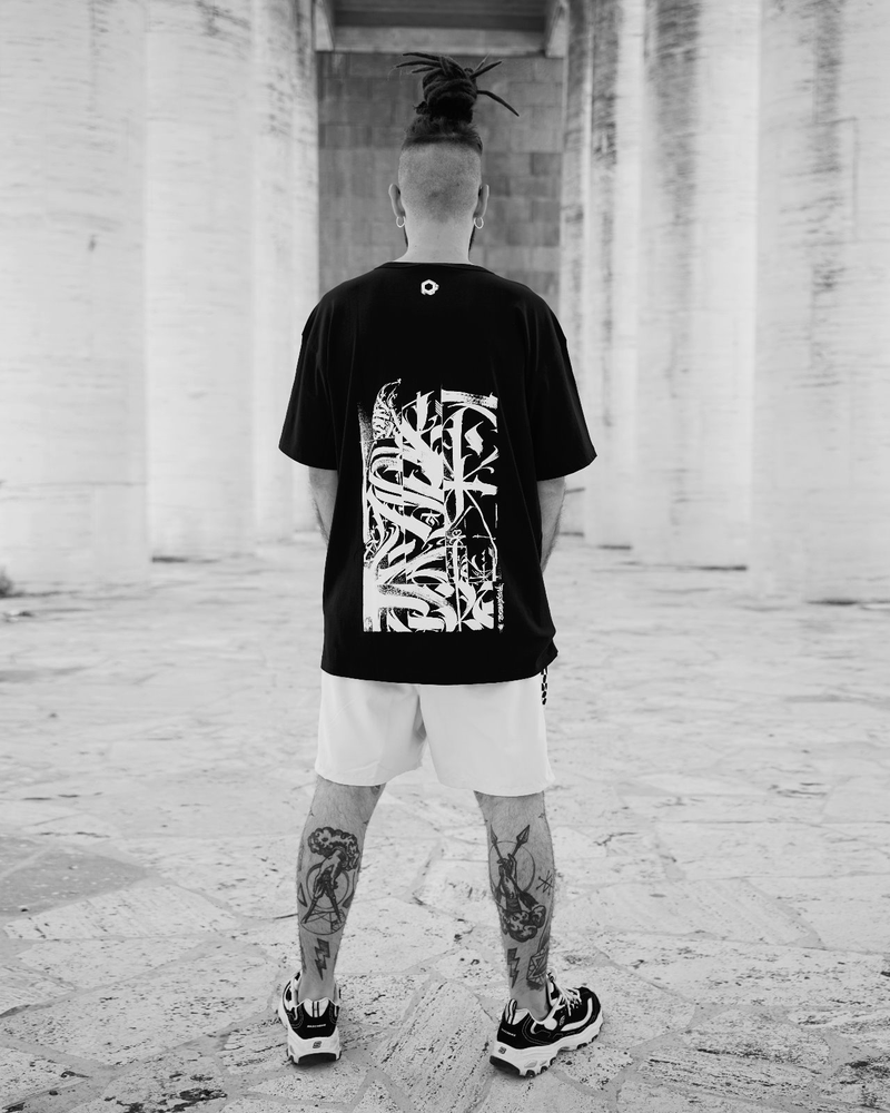 Image of Se RETOX Limited Edition T-shirt by WARIOS