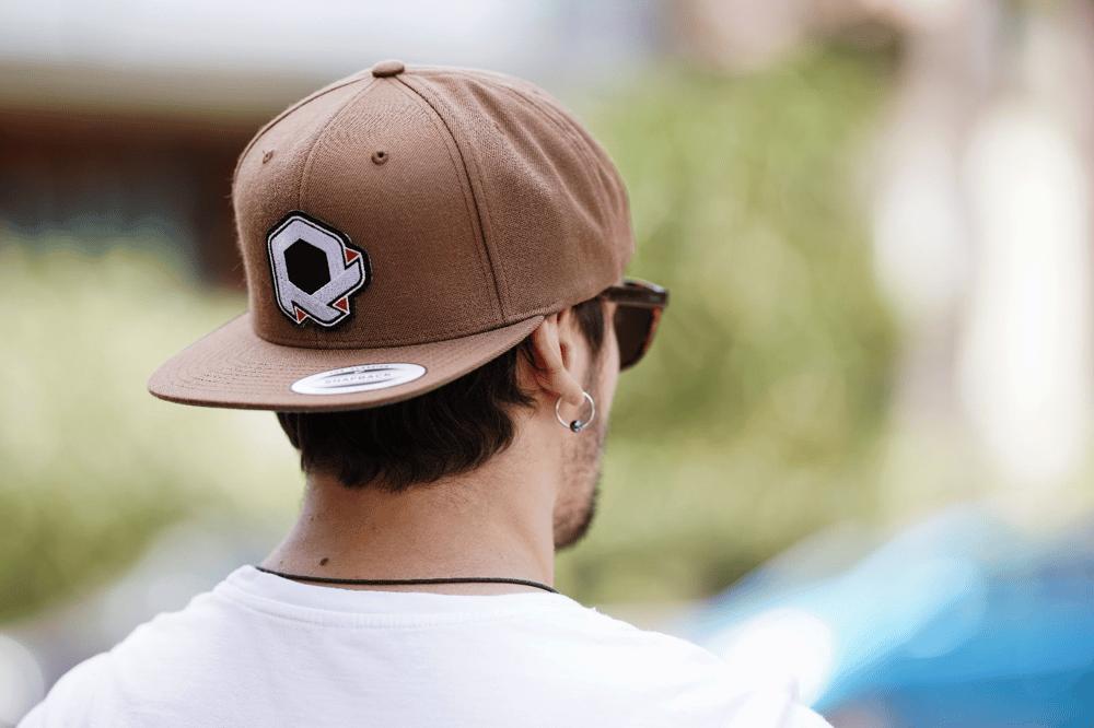 Image of RP Snapback - Brown