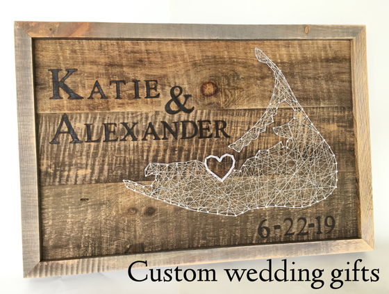 Image of Custom signs and wedding gifts