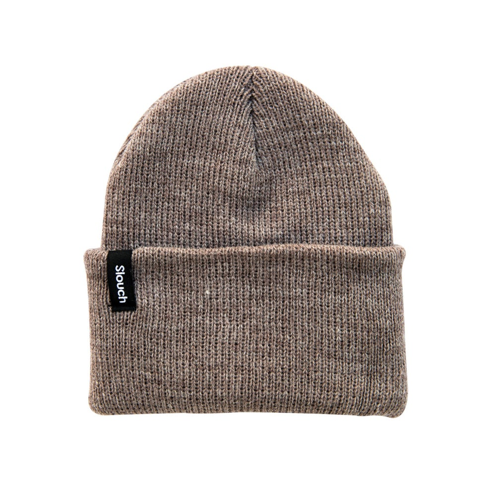 Image of Almond Knit Cuff Beanie