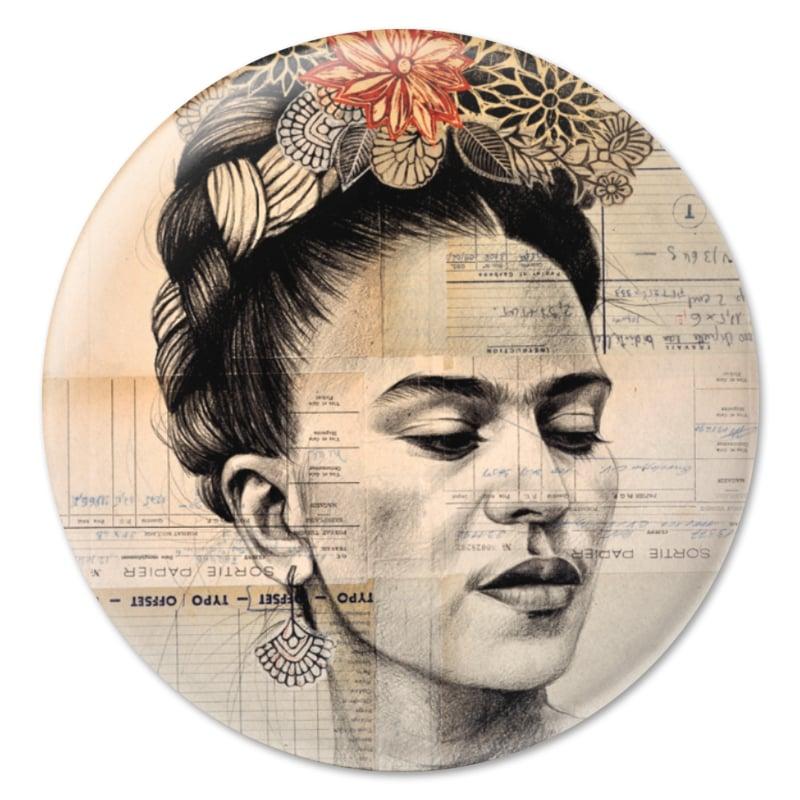 """Image of Magnet - """"Frida"""""""