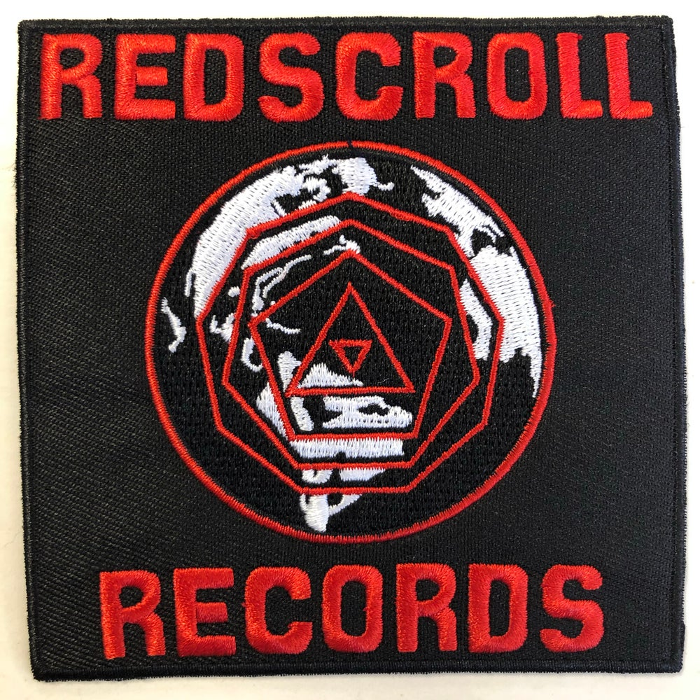 Image of Redscroll Patch