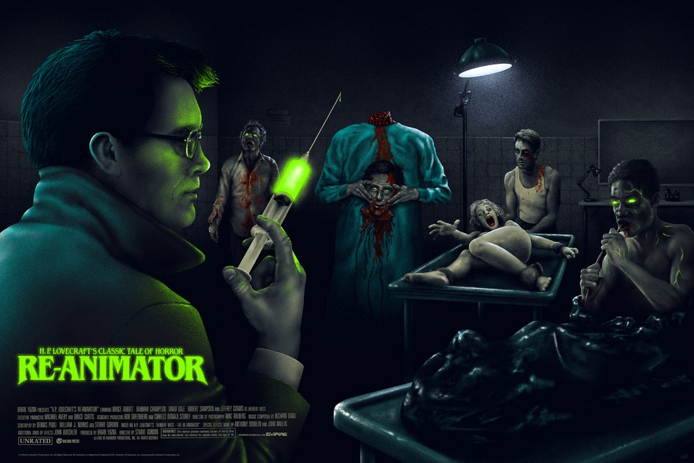 Image of Re-Animator - Variant Edition
