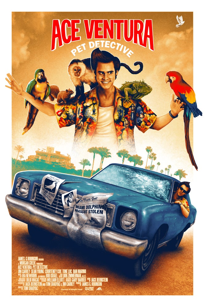 Image of Ace Ventura - Variant Edition