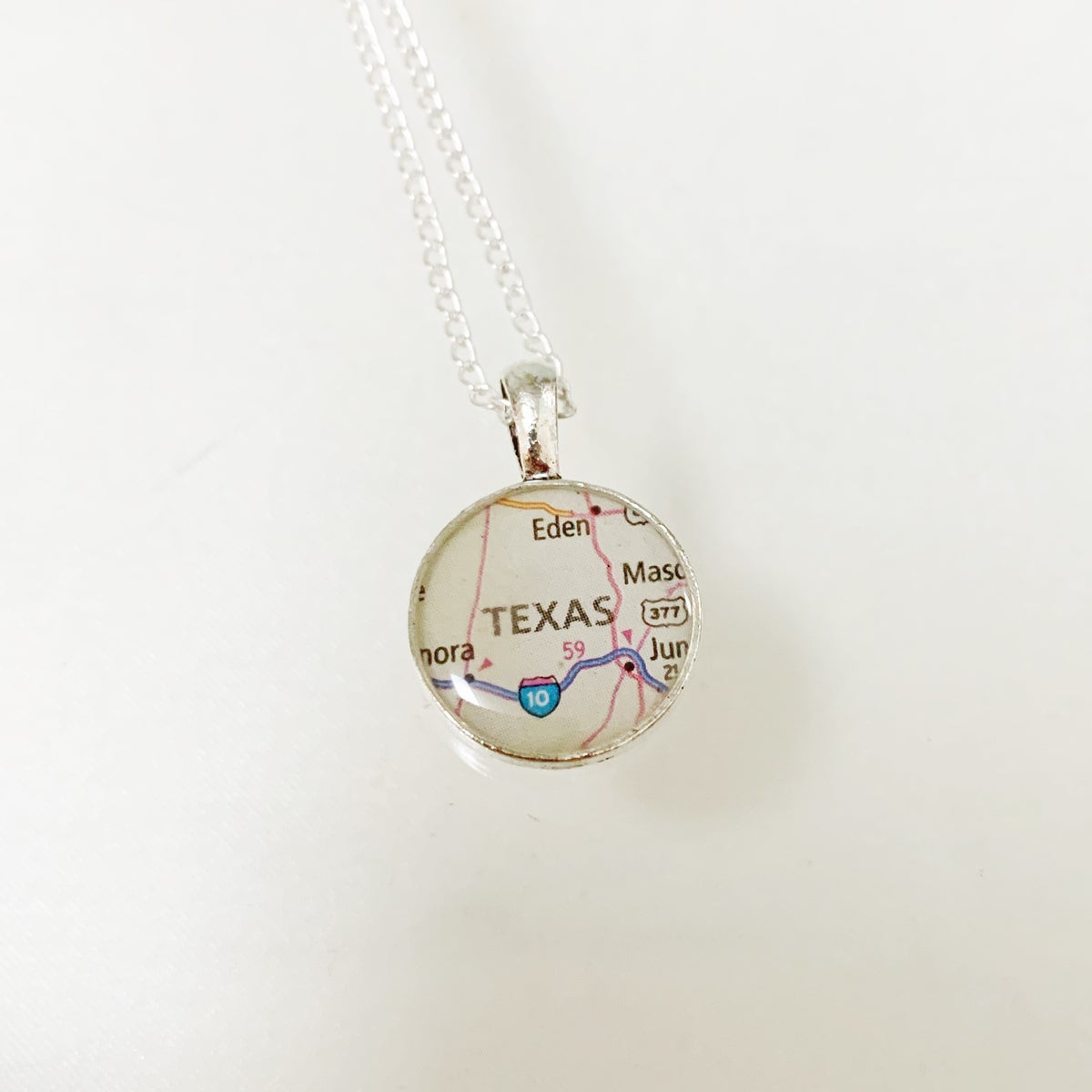 Image of Places of interest Necklace