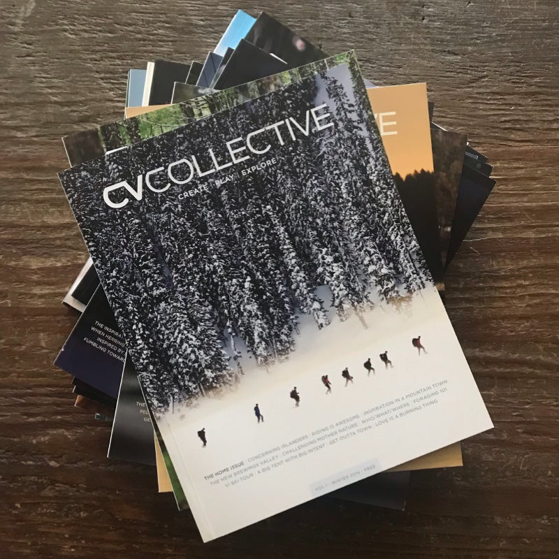Image of CV Collective: Past Issues
