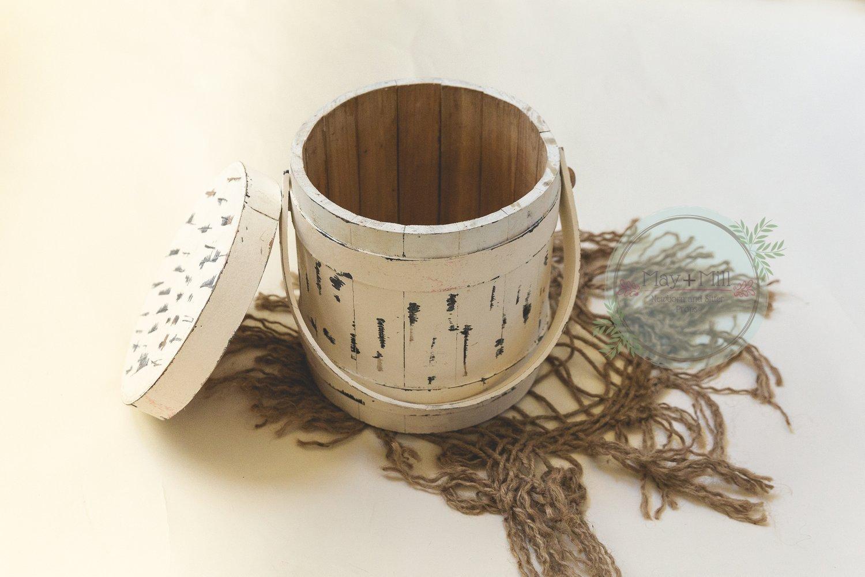 Image of Antique Sugar Bucket