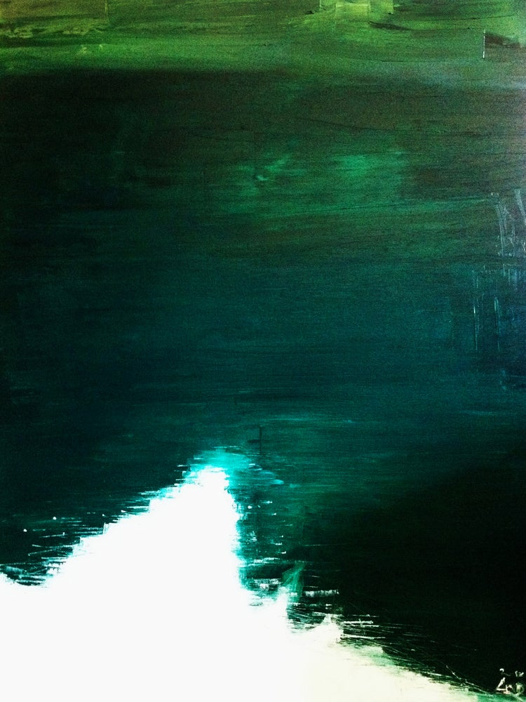 Image of Green Lakes II