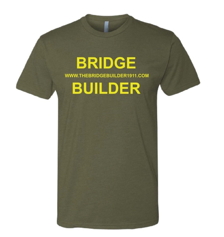 Image of The Bridge Builder (Army Green)