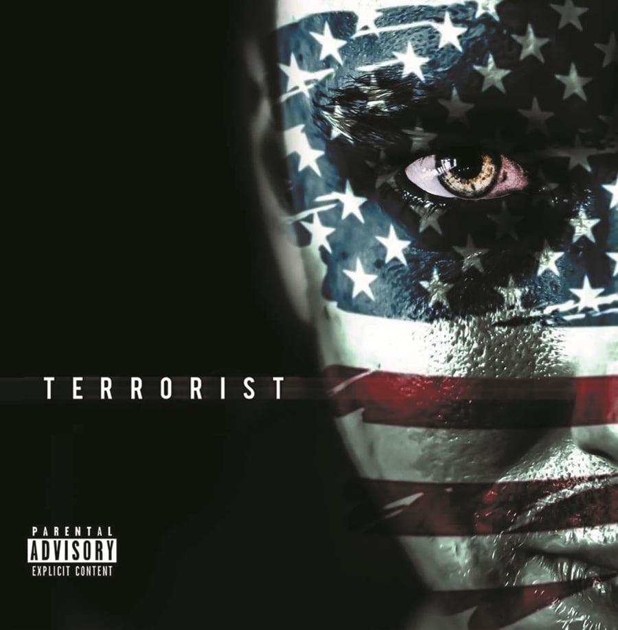 Image of STATIK G : TERRORIST Cd