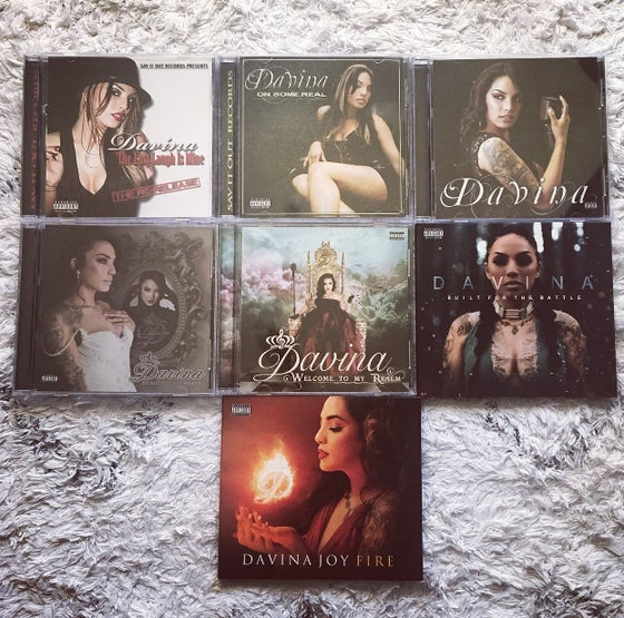 Image of All 7 CD's BUNDLE PACK For Collector's (low on albums #3 #4 & #5) LIMITED!!!!