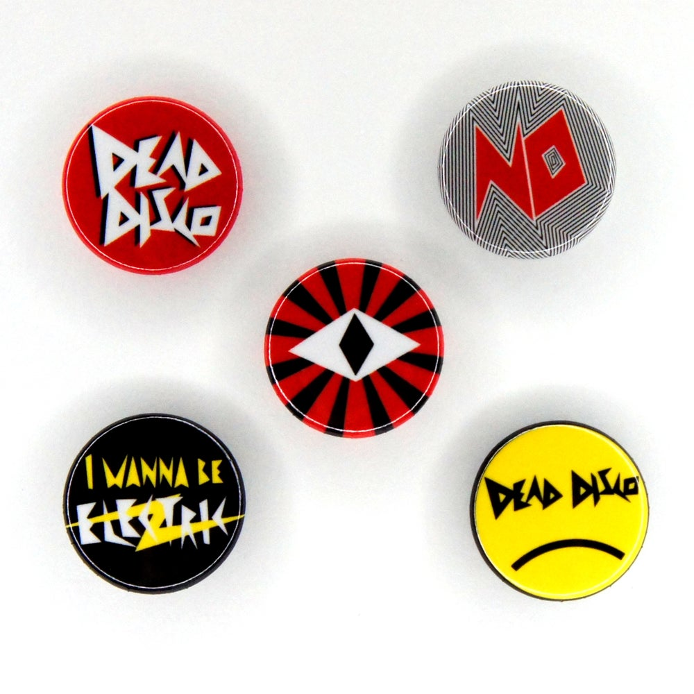 Image of Small Buttons Pack