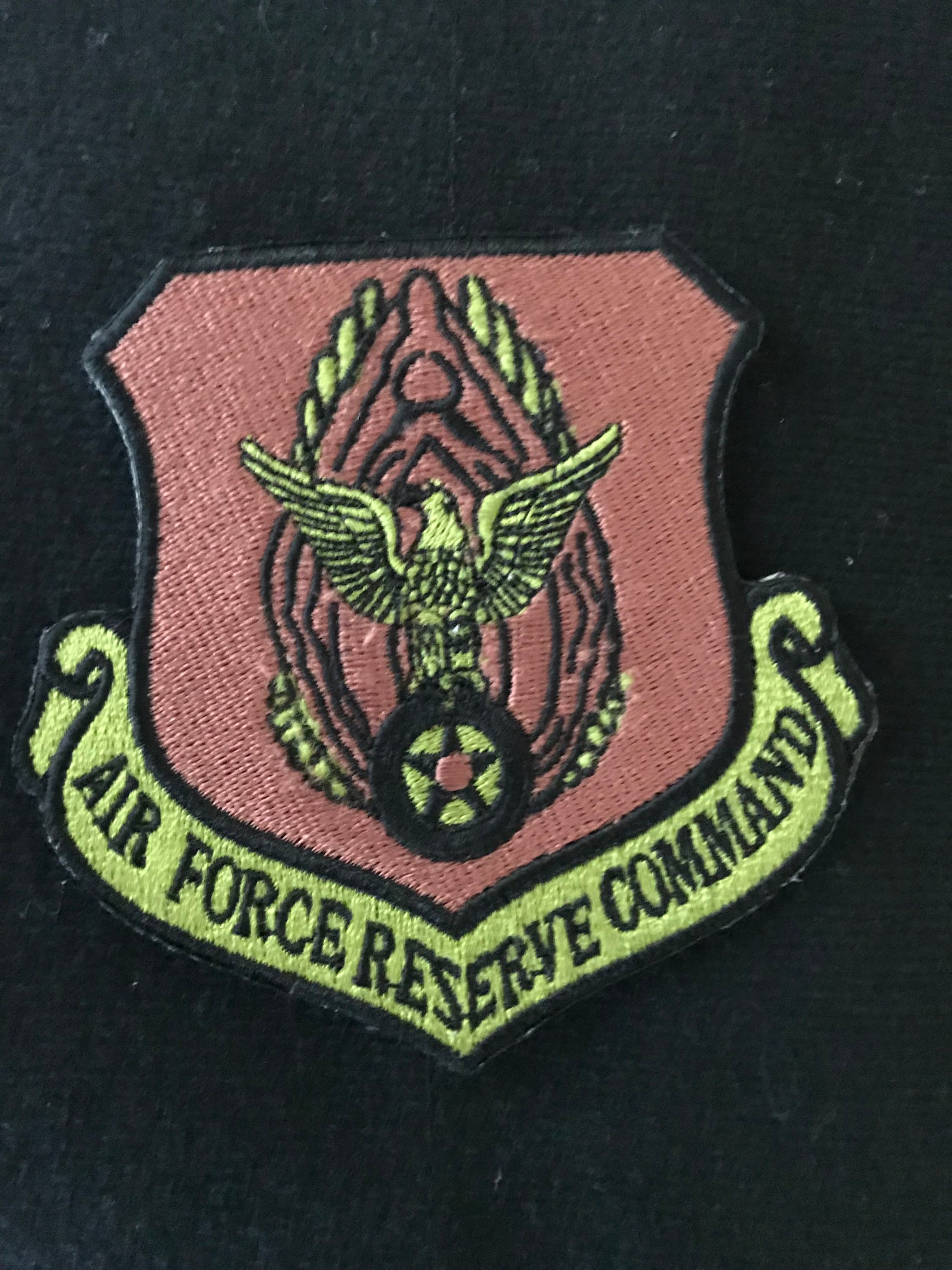 Image of Air Force Reserve Command OCP Patch