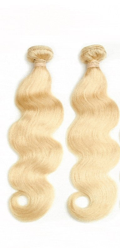 Image of Boudoir Blonde Body Wave 613 & 1B/613 Single Bundles