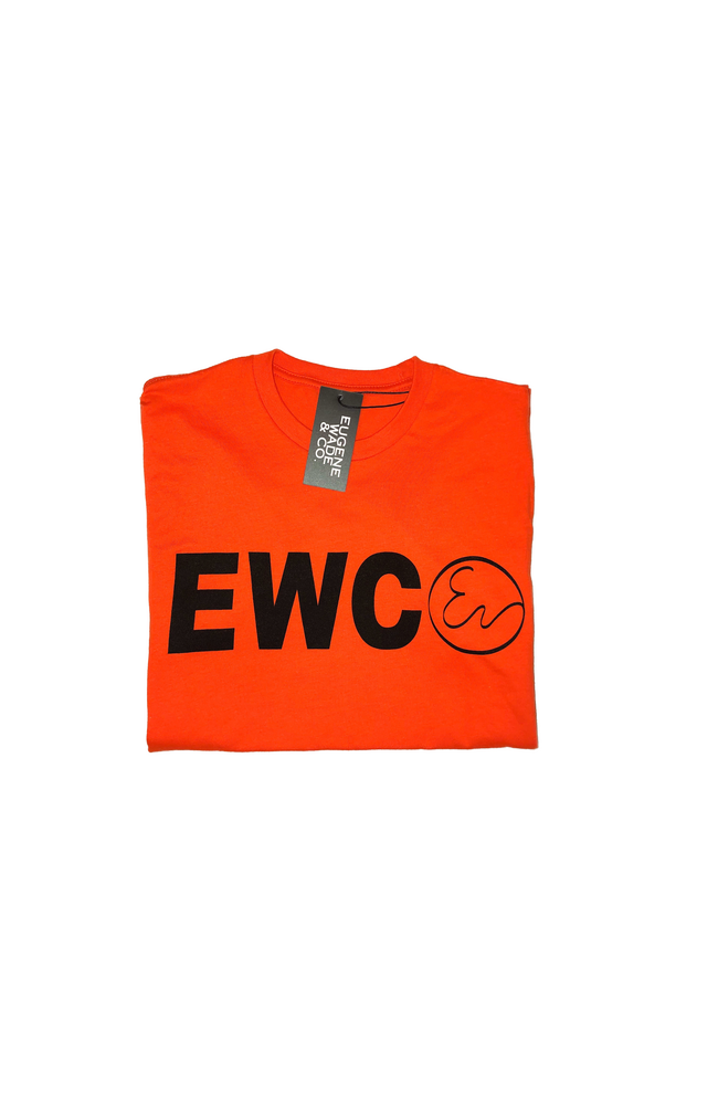 Image of EWC LOGO (Orange)