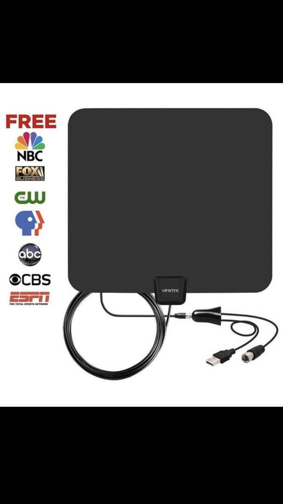 Image of Digital Amplified Indoor HD TV