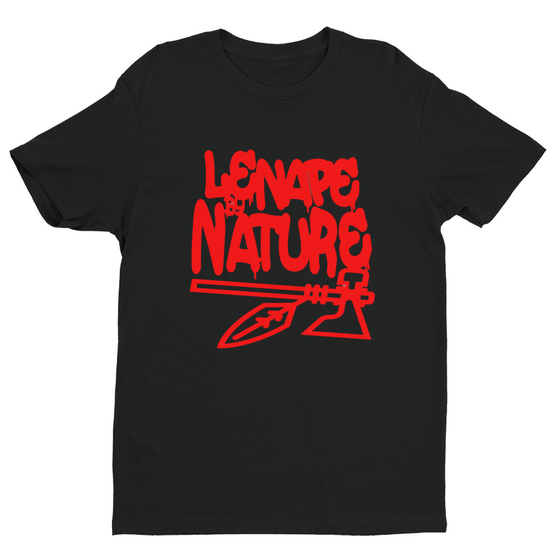 Image of LENAPE BY NATURE BLK/RED