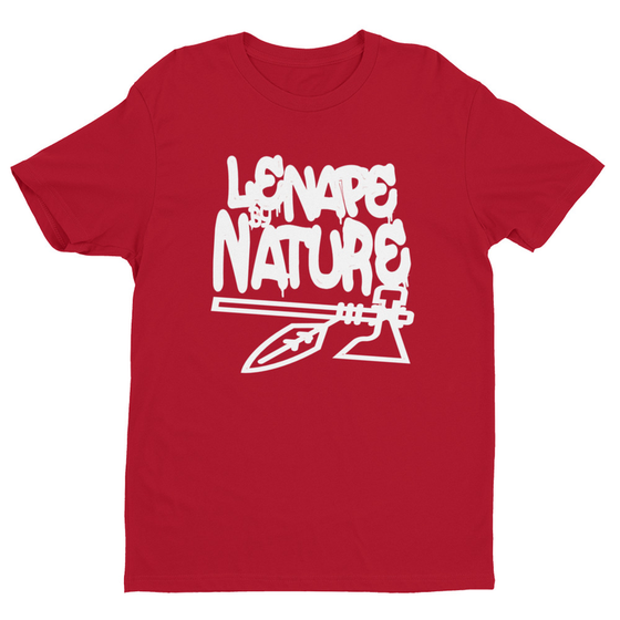 Image of LENAPE BY NATURE RED/WHT