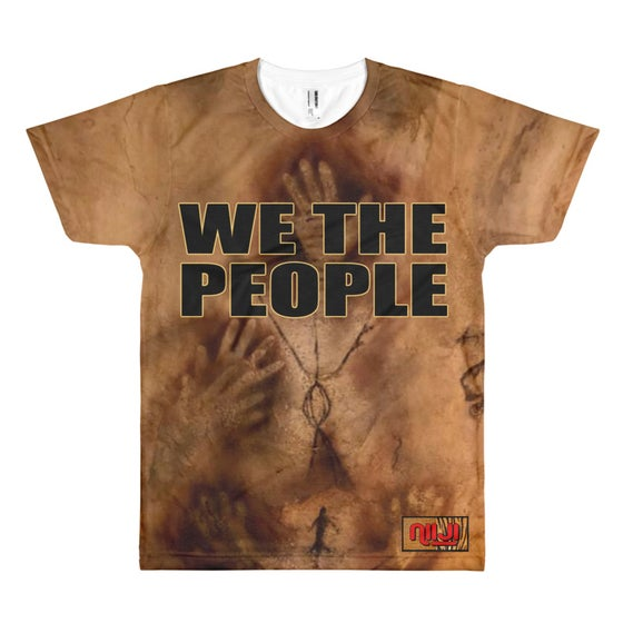 Image of WE THE PEOPLE All over design