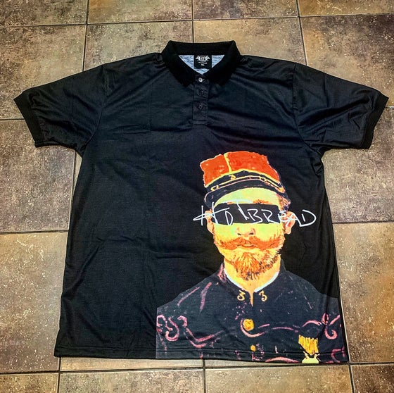 Image of Van Gogh polo
