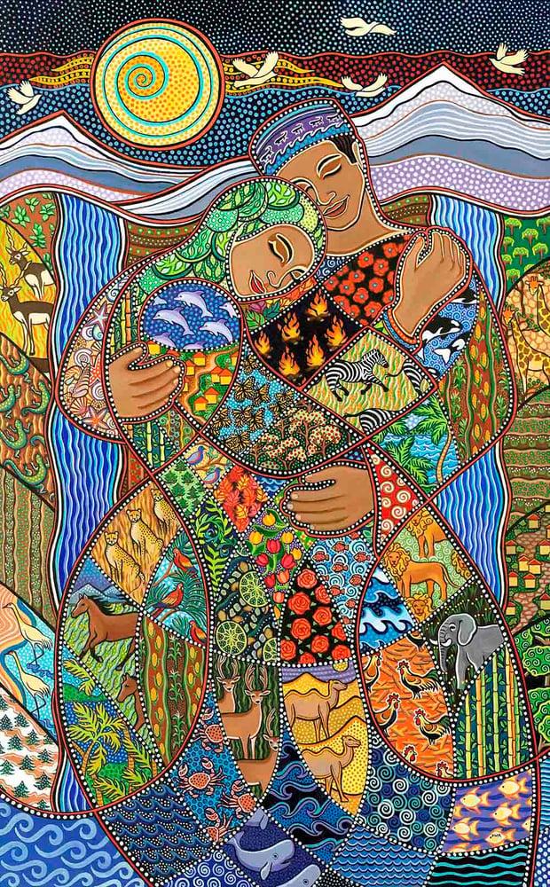 "Image of ""Celebration of Love"" Prints"