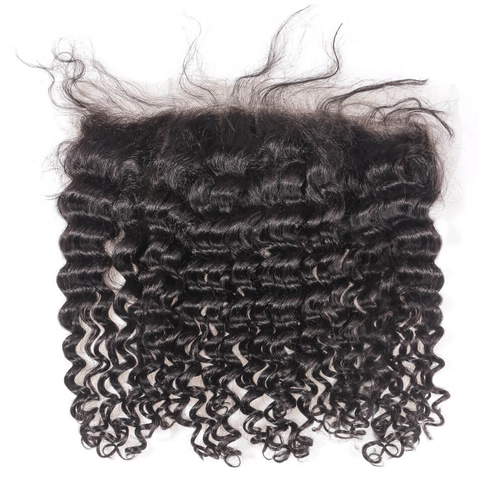 Image of Boudoir Deep Wave Lace Frontal